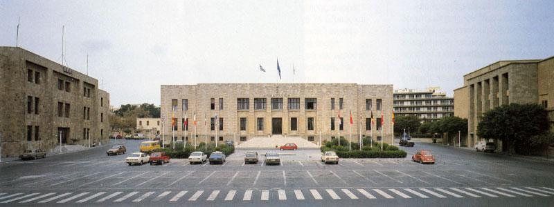 Rhodes Townhall