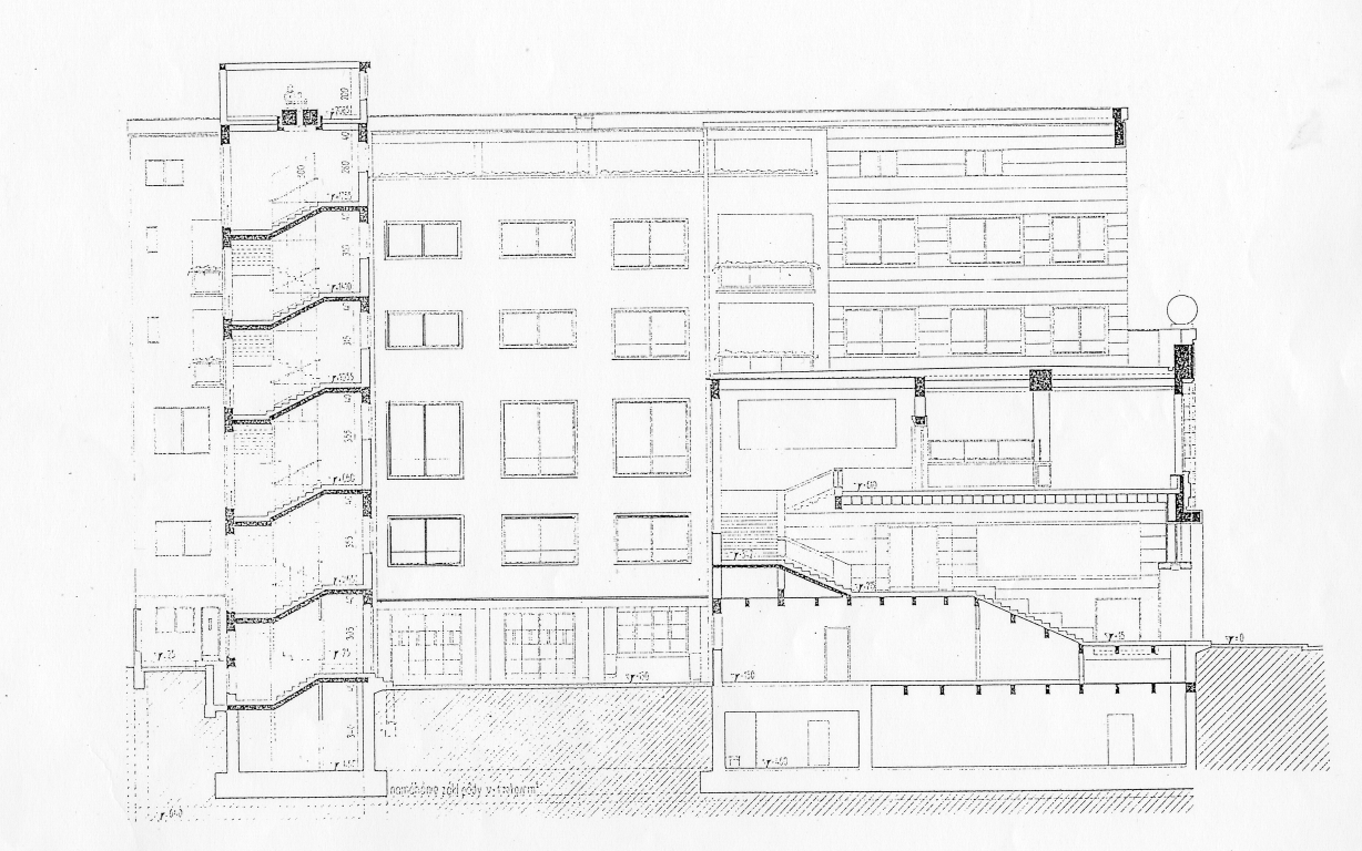 National Bank – proposed floor-plan 6.