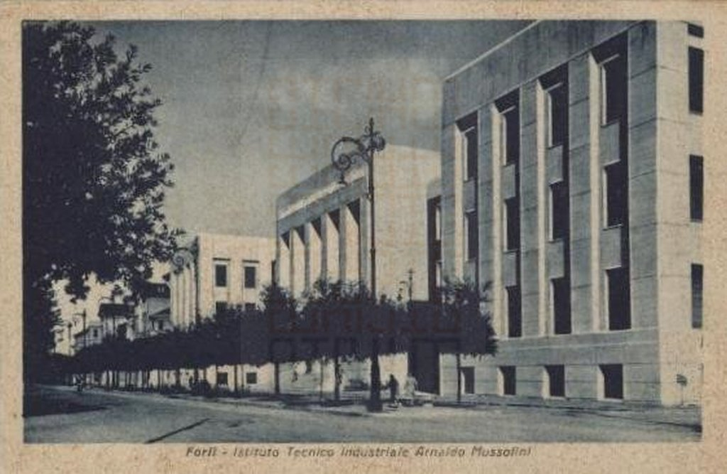 """Alessandro Mussolini"" Industrial and Technical Institute"