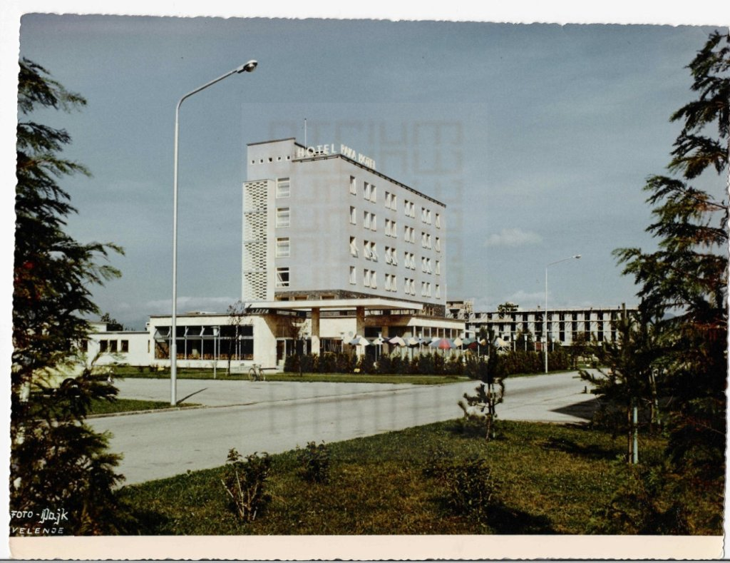 Paka Hotel in the sixties 2