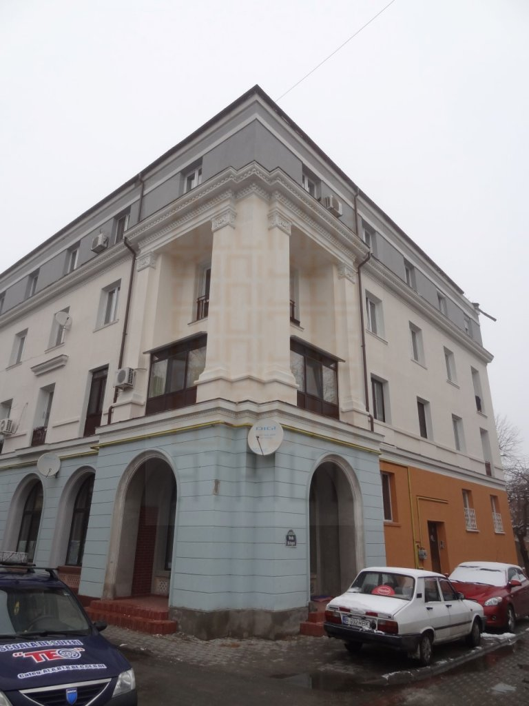 Bazilescu Theatre_current state after rehabilitation
