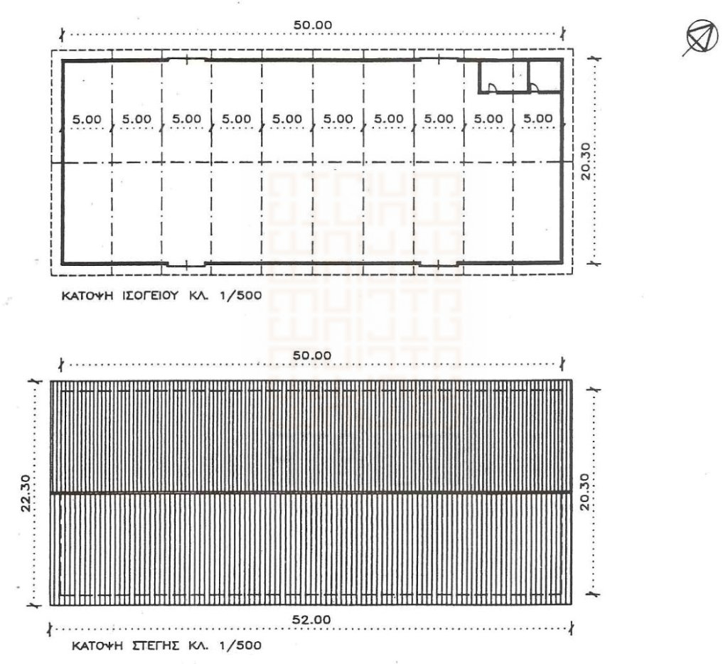 Warehouse C plans